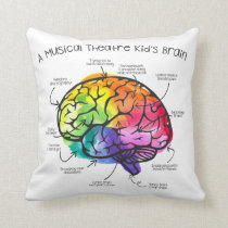 Musical Theatre Lover Pillow