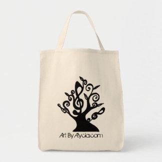 Musical Tree Bag
