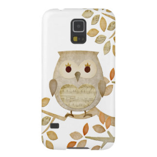 Musical Tree Owl Samsung Galaxy Nexus Case
