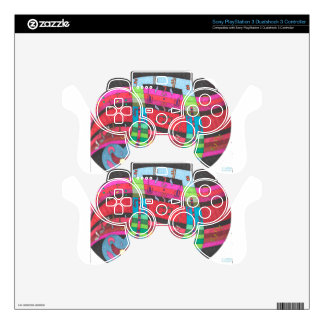 Musicality PS3 Controller Skin