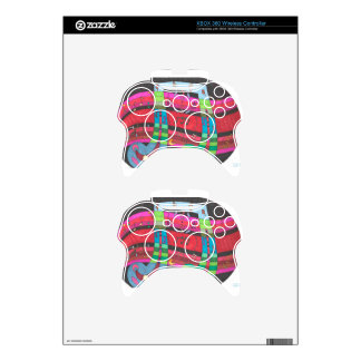 Musicality Xbox 360 Controller Skins