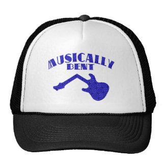 Musically Bent Trucker Hat