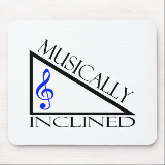 Musically Inclined Mouse Pad