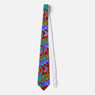 MUSICALLY INCLINED - TIE