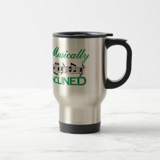Musically Inclined Travel Mug