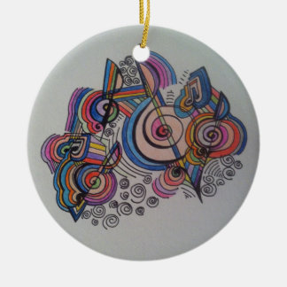 MUSICALLY INSPIRED Ornament