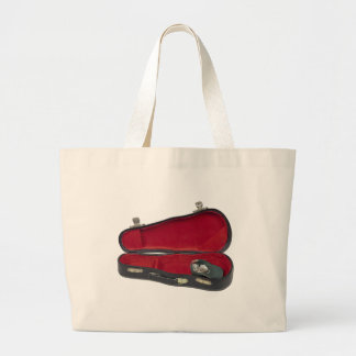 MusicCaseHatFullMoney121211 Canvas Bags