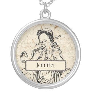 Musicha XXVI personalizado alrededor del collar