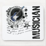 Musician Alchemy Mouse Pad