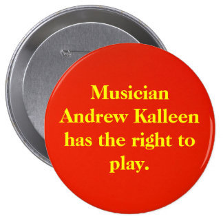 Musician Andrew Kalleen Right to Play Button