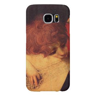 Musician Angel by Rosso Fiorentino Samsung Galaxy S6 Case