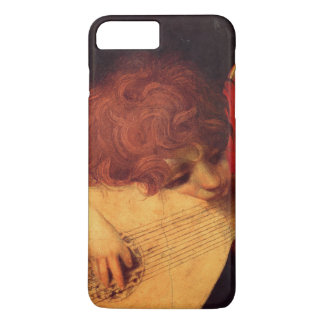 Musician Angel in detail by Rosso Fiorentino iPhone 8 Plus/7 Plus Case