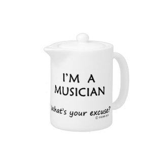Musician Excuse
