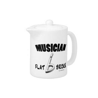 Musician - Flat Broke