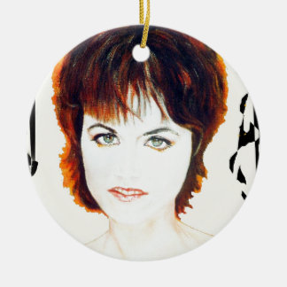 Musician Heroes Ceramic Ornament