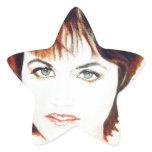 Musician Heroes Star Sticker