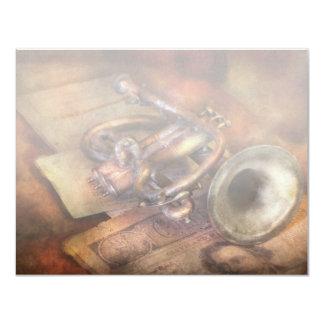 Musician - Horn - Toot my horn Custom Announcement