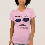 Musician In Disguise Tanktop