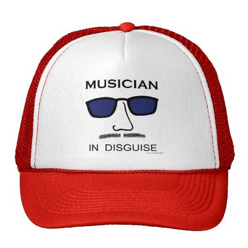 Musician In Disguise Trucker Hat