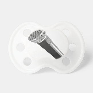 Musician Microphone Pacifier