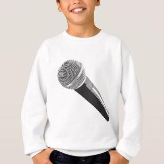 Musician Microphone Sweatshirt