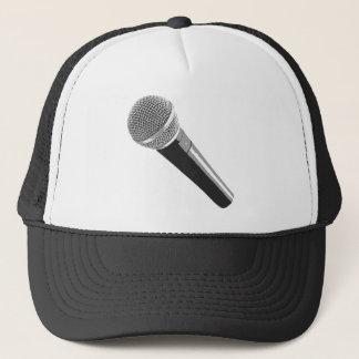 Musician Microphone Trucker Hat