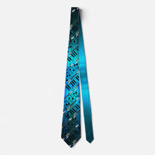 2735a6389e18 Musical Instruments Ties   Zazzle