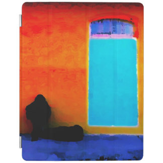 """""""Musician Obscured"""" JTG Art Cover iPad Cover"""