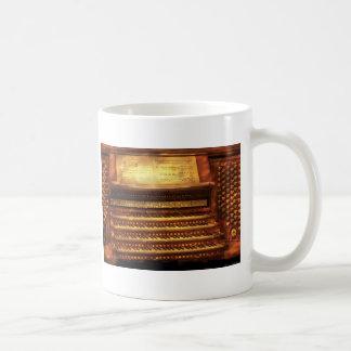 Musician - Organist - The Pipe Organ Coffee Mug