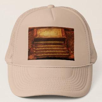 Musician - Organist - The Pipe Organ Trucker Hat