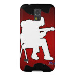 MUSICIAN RED BACKGROUND PRODUCTS GALAXY NEXUS COVER