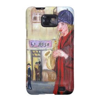 Musician Samsung Galaxy Galaxy SII Case