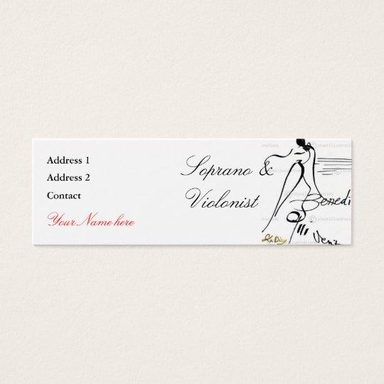 Musician skinny card 1