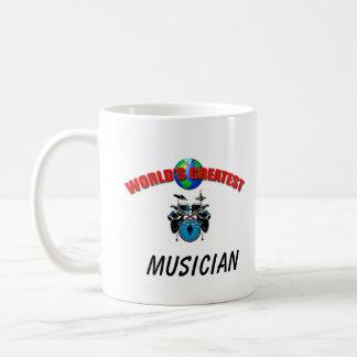 Musician- Worlds Greatest Mug