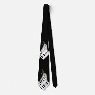 Musician Zippers Tie