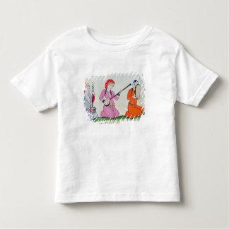 Musicians 'Costumes de la Cour et de la Toddler T-shirt