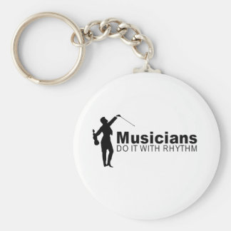musicians do it with rhythm key chains