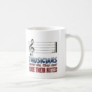 Musicians Epitaph #1 Coffee Mug