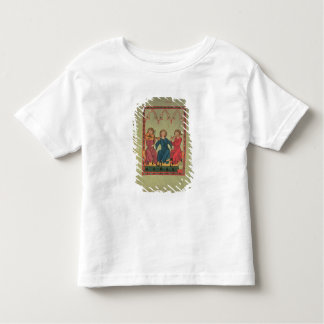Musicians, from the Manasse Codex, a collection of Tee Shirt