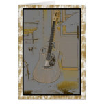 Musician's Lair Greeting Card