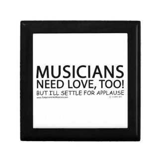 Musicians Need Love Gift Box