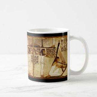 Musicians of Akhnaton Egyptian Mug