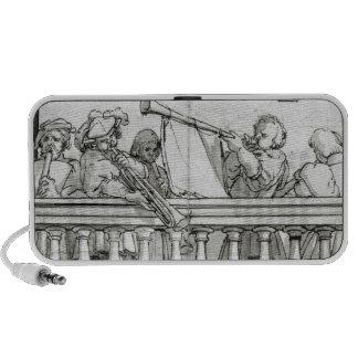 Musicians of Henry VIII Travelling Speakers