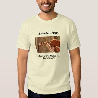 Musicians Playing for Parkinson's, Awakenings 2011 Shirt