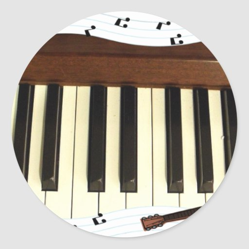 , Musicians Rock_ Sticker