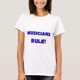 Musicians Rule! T-Shirt