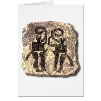 Musicians-stone Card