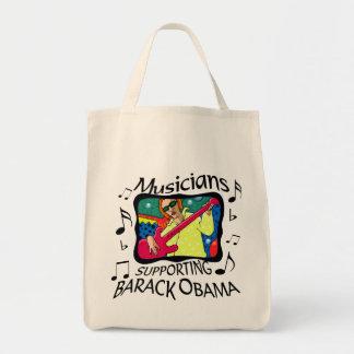 Musicians Support Barack Obama Bag