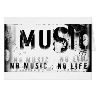 Musicnolife Card