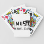 Musicnolife Card Decks